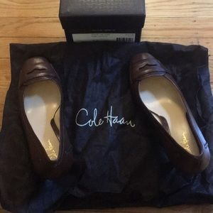 New Cole Haan heels